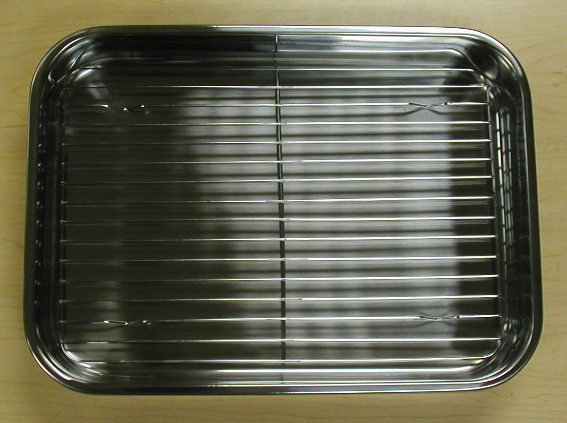 rack wire pan baking roasting insert with fromthesix pans best