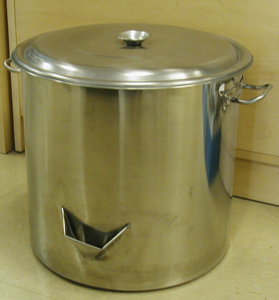 Large 304 Stainless Steel Steamer Pots
