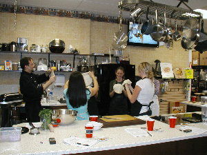 Cooking Basics Hands On Pizza Class Kitchen Fantasy Temecula