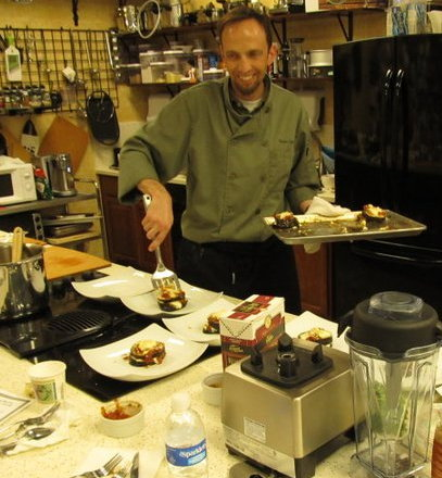 Chef Dave Cooking Class